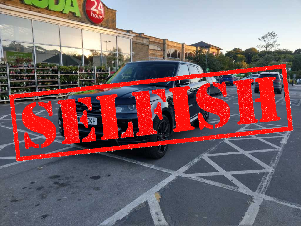 Selfish Parker Of The Month LN65 ZKF