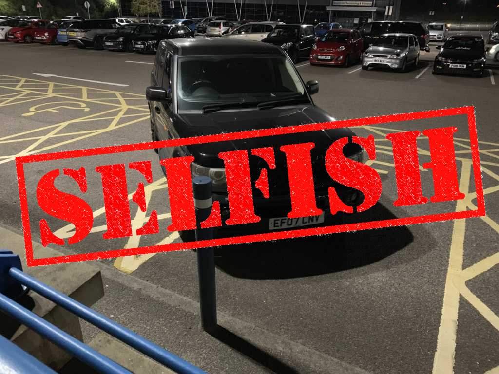 Selfish Parker Of The Month EF07 CNV