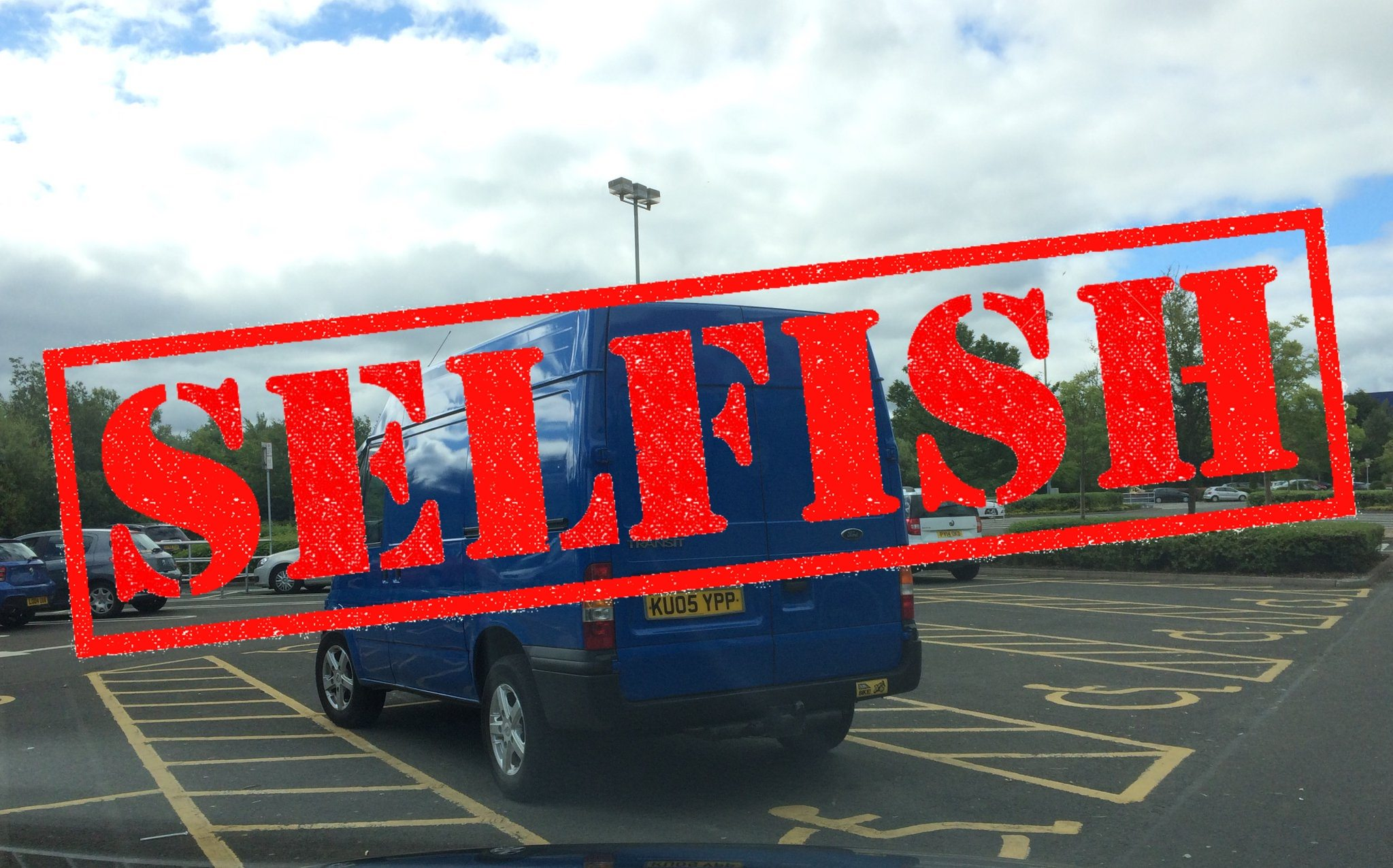 Selfish Parker Of The Month KU05 YPP