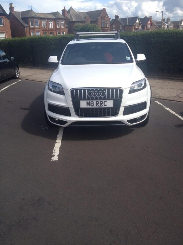 M8 RRC is an Inconsiderate Parker