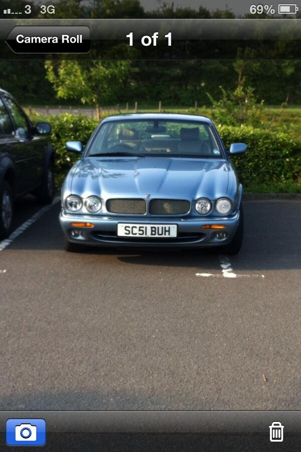 SC51 BUH is a crap parker