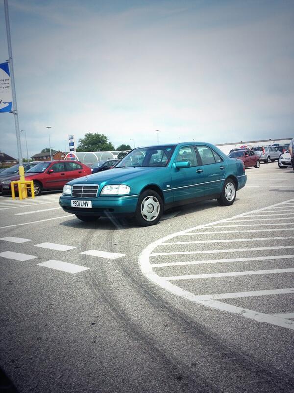 P901 LNV is a crap parker