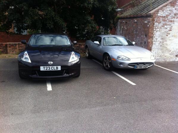 W785 VGP & T23 CLP displaying crap parking