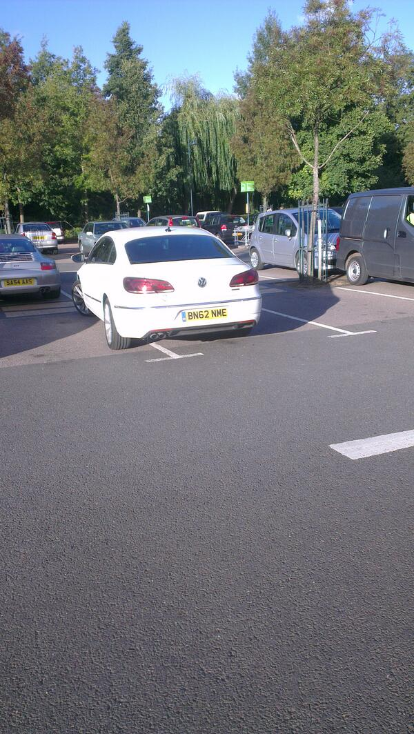 BN62 NME is a Selfish Parker