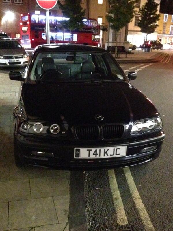 T41KJC is a crap parker