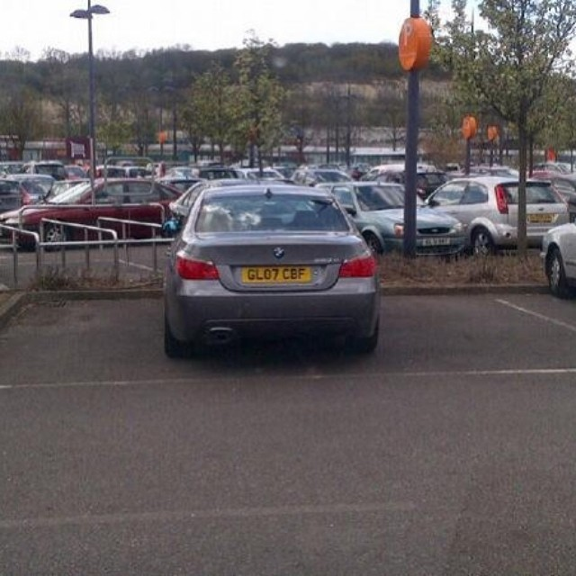 GL07 CBF is a Selfish Parker