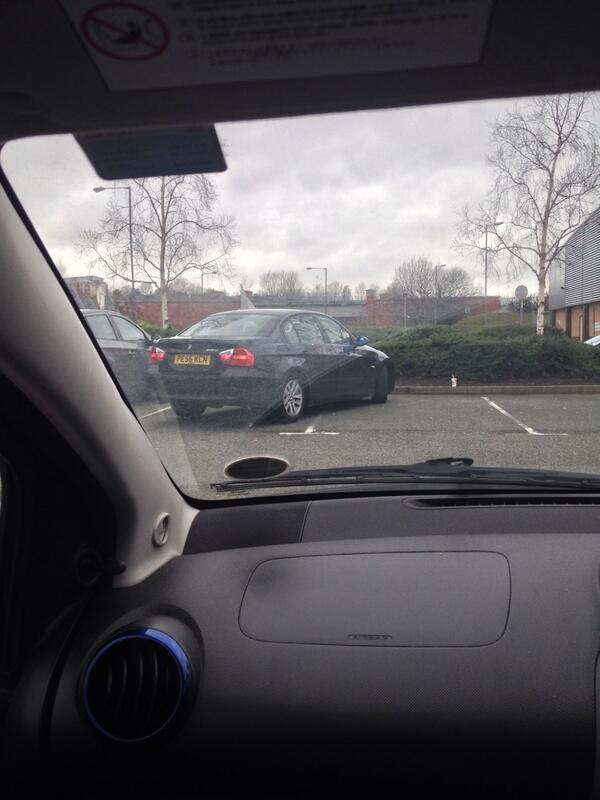 PE56 KCN is a Selfish Parker