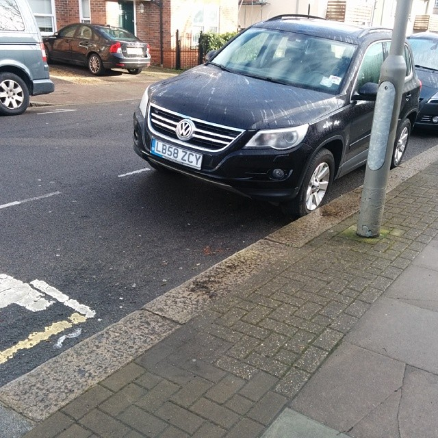 Selfish Parker LB58 ZCY
