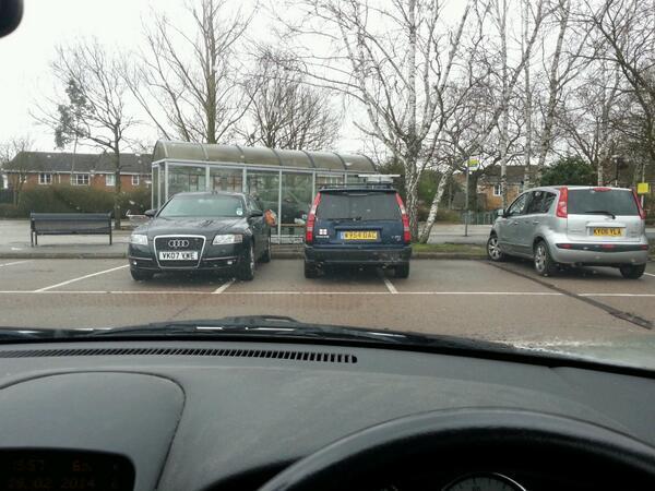 VK07 VWE & W754 DAC displaying crap parking