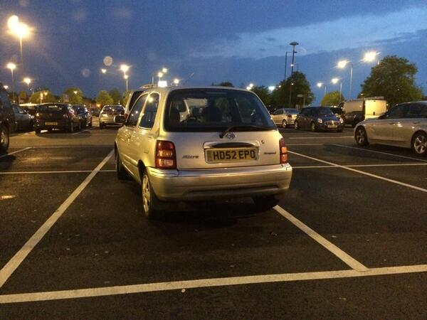 HD52 EPO is a Selfish Parker