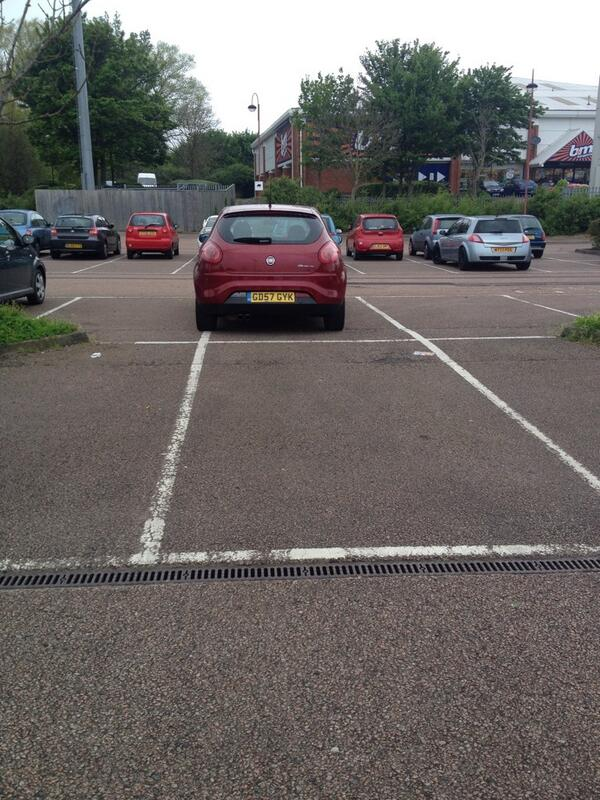 GD57 GYK is a Selfish Parker