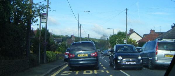 M20 WDS displaying crap parking