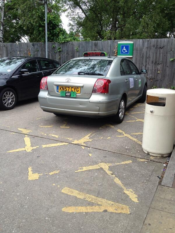 REG NOT ADDED is a Selfish Parker
