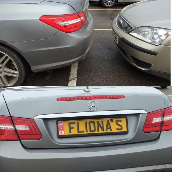 FLIONAS is a Selfish Parker