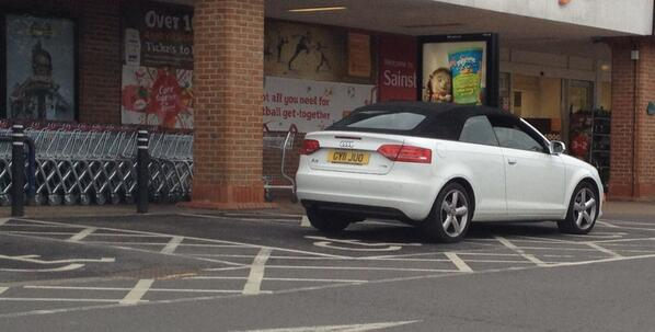 GY11 JUO is a Selfish Parker