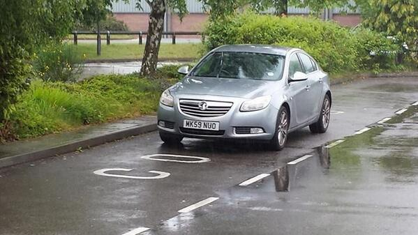 MK59 NUO is a Selfish Parker