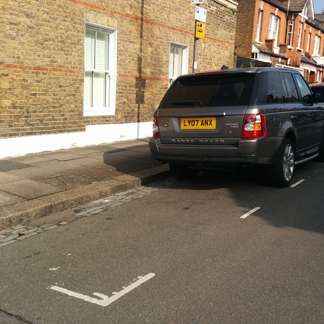 LY07 ANX is a Selfish Parker