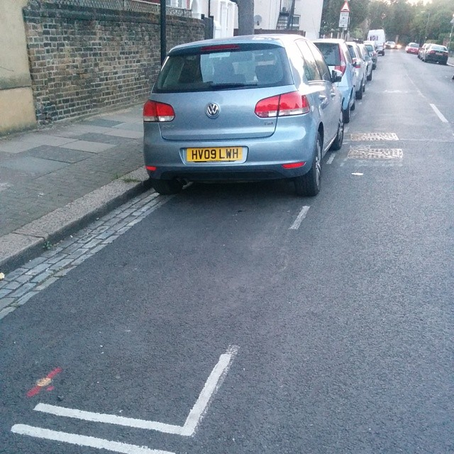 HV09 LWH is a Selfish Parker