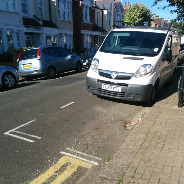 LC60 VTE is a Selfish Parker