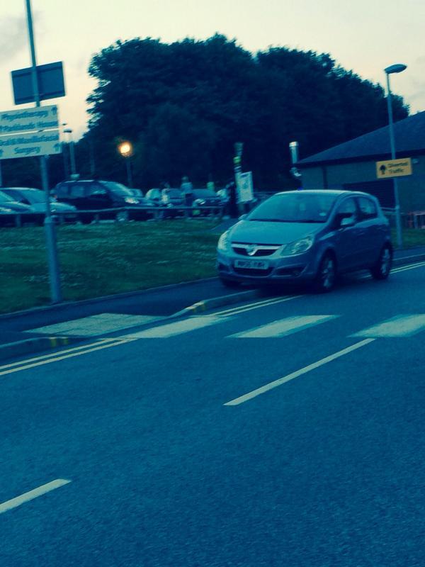 REG NOT ADDED displaying crap parking