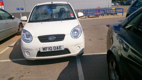 MF10 OAE is a Selfish Parker