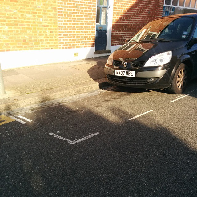 MM07 NBE is a Selfish Parker