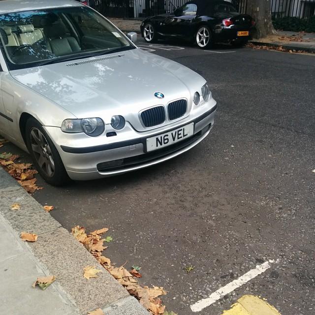 N6 VEL is a crap parker