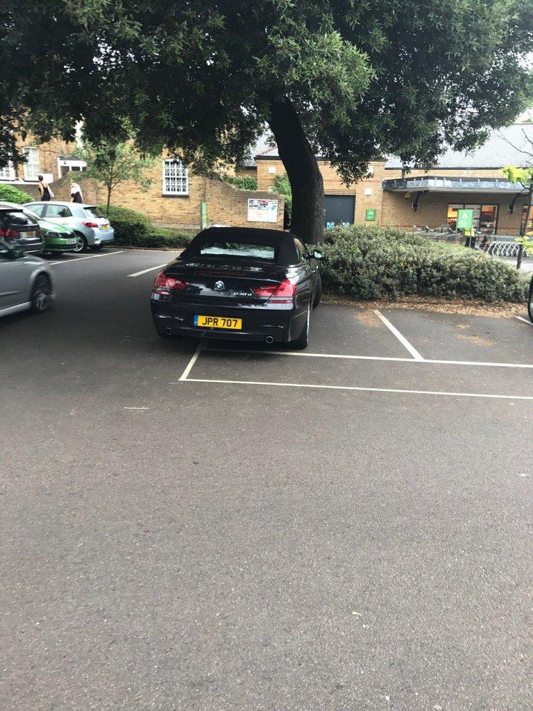Waitrose Car Park Bishop S Stortford