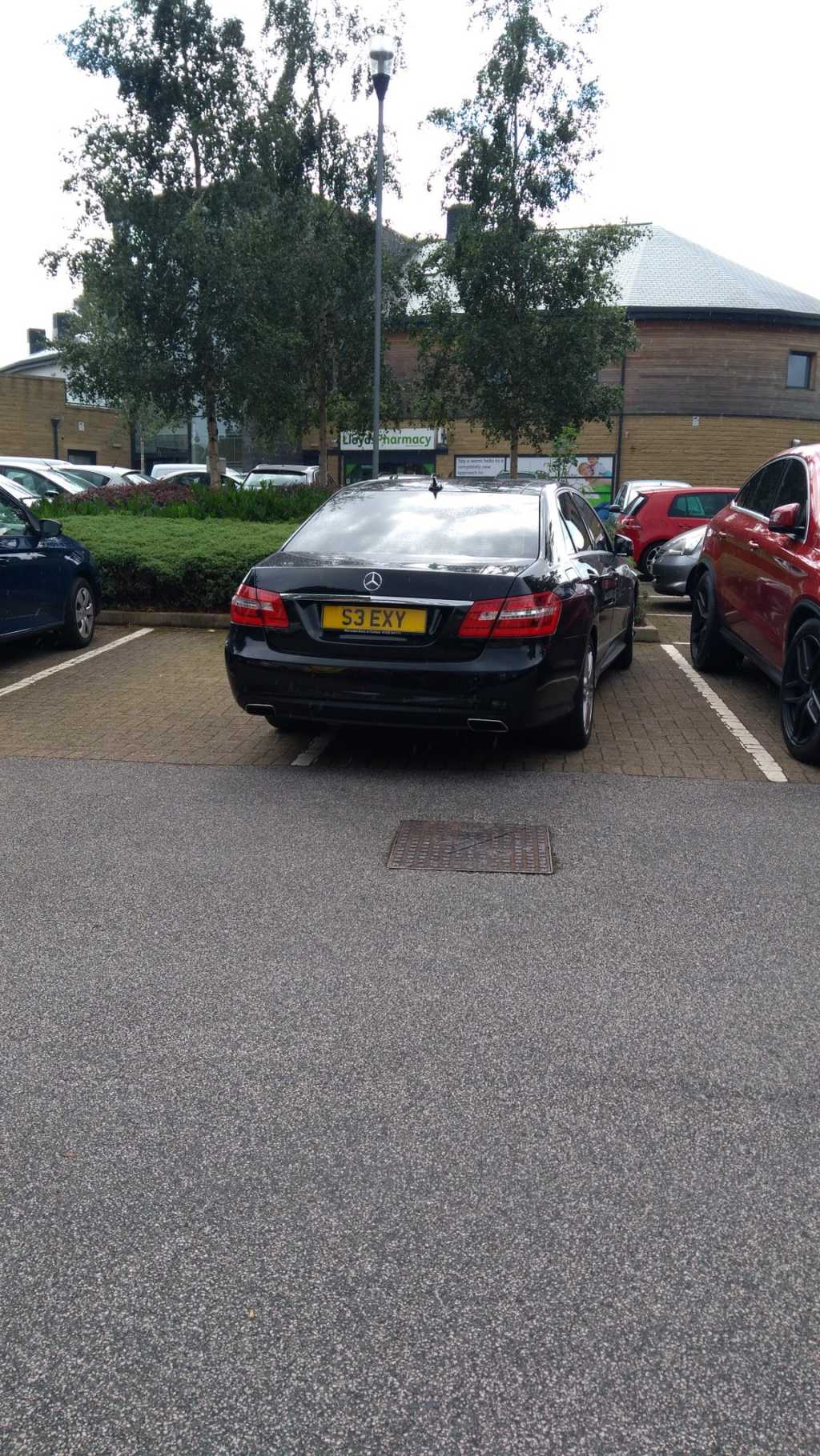 Selfish Parker S3 EXY