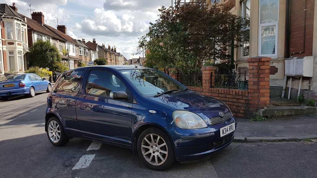 W314 RRU displaying Inconsiderate Parking