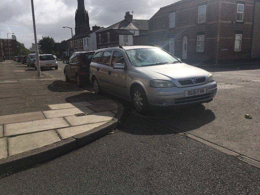 DG51 FXA displaying crap parking