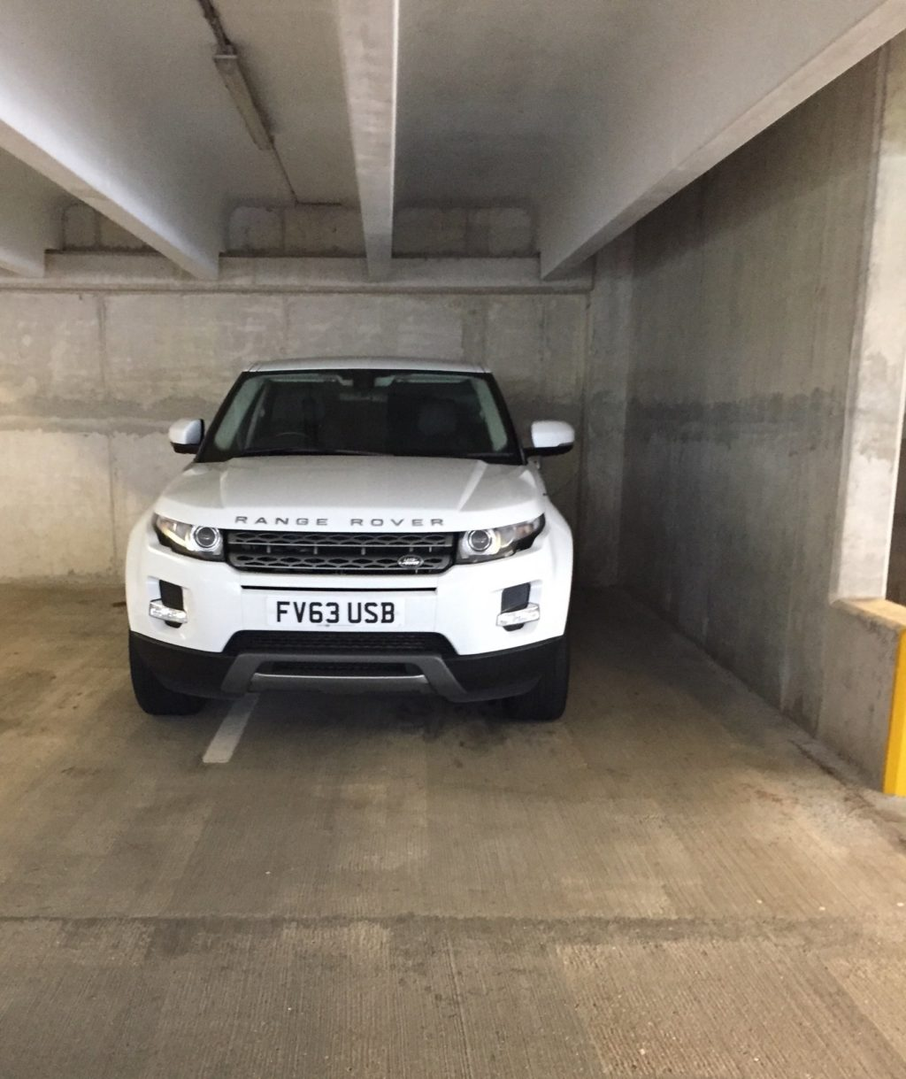 FV63 USB is an Inconsiderate Parker