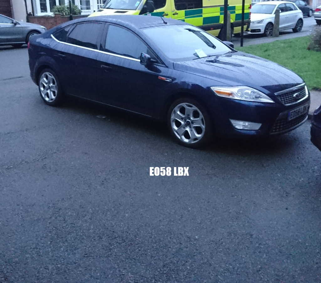 EO58 LBX displaying crap parking
