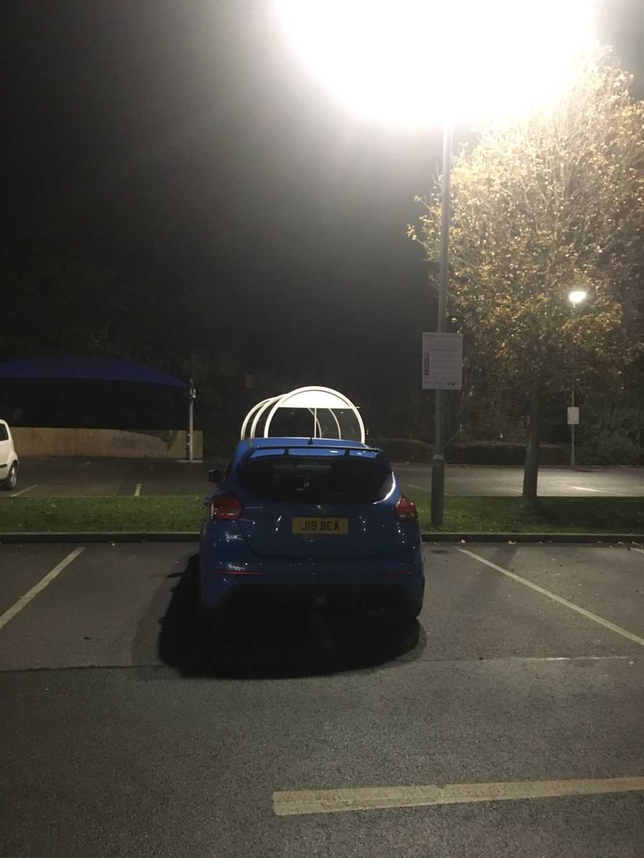 J19 BCA displaying crap parking