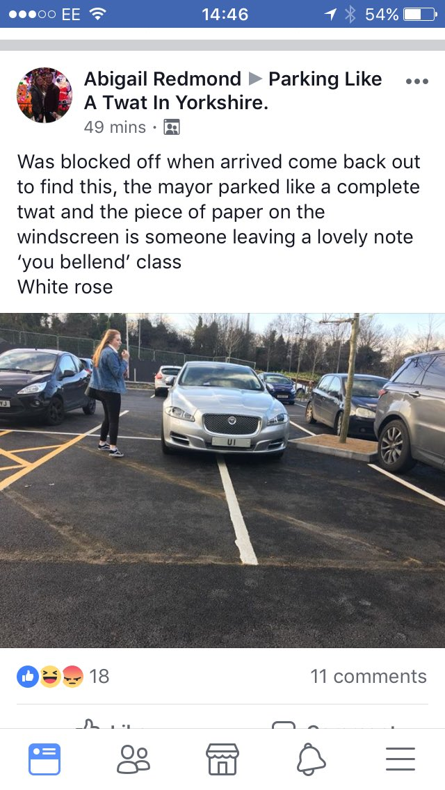 Selfish Parker U1