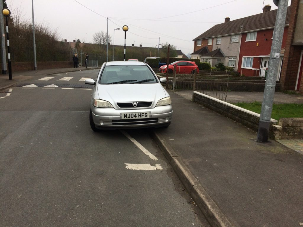 MJ04 HFG is an Inconsiderate Parker