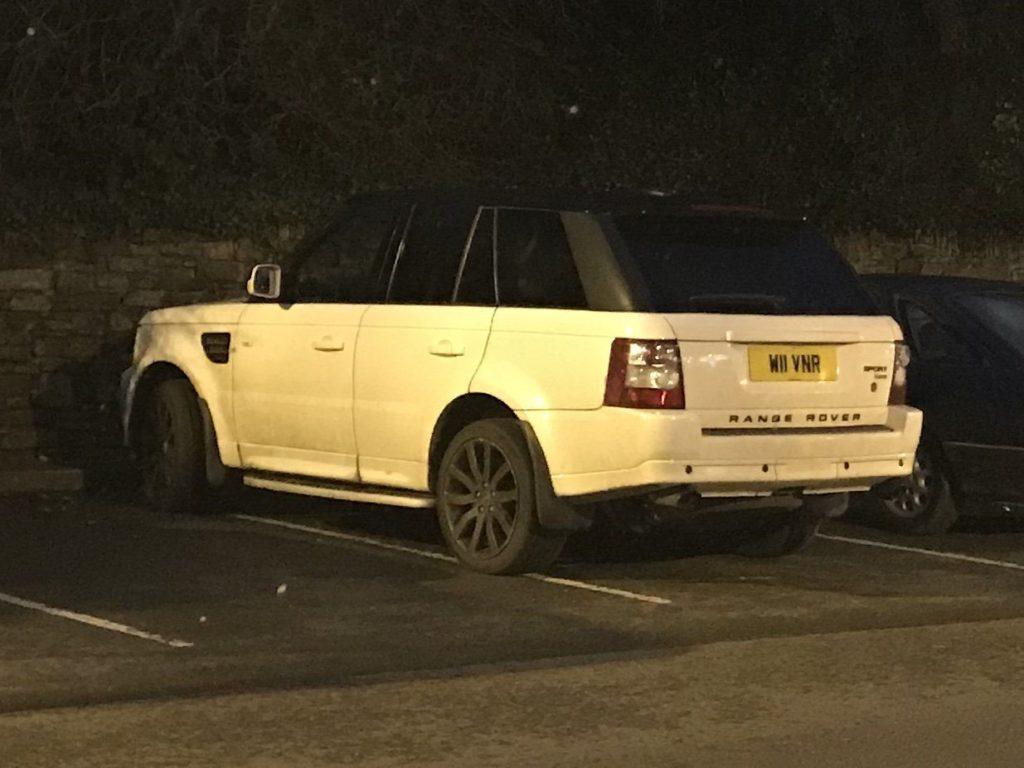 W11 VNR displaying crap parking