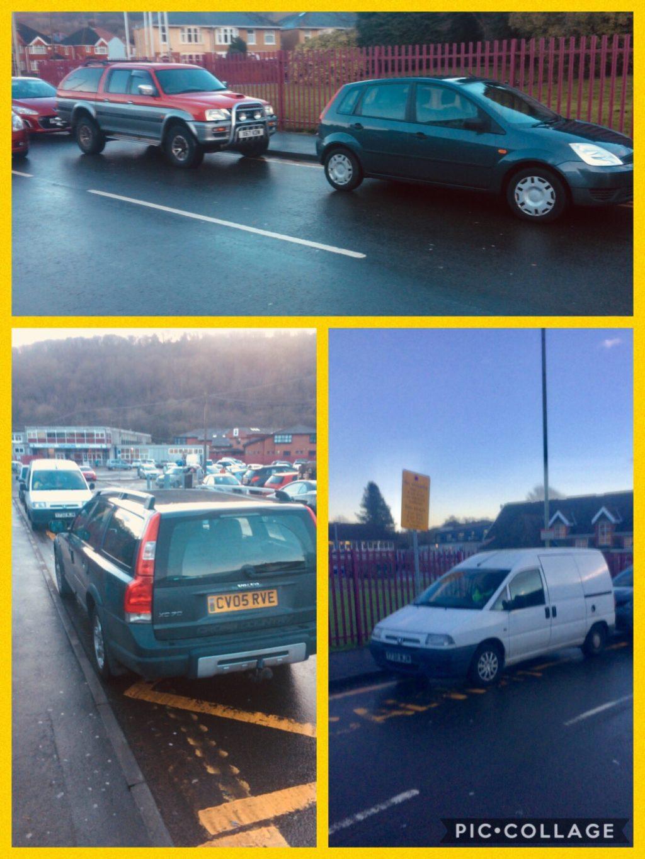 CV05 RVE displaying crap parking