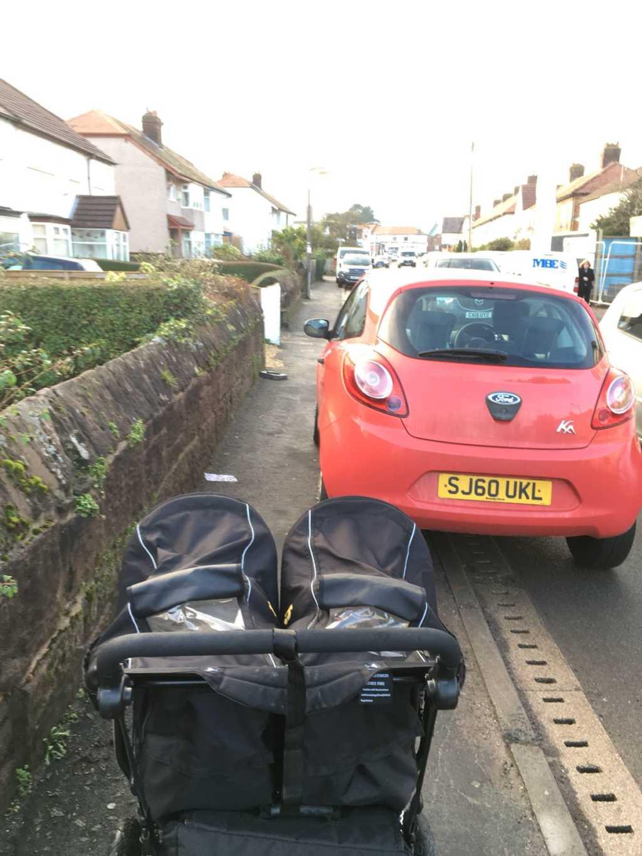 SJ60 UKL is a crap parker