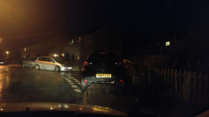 YD67 CZO is a Selfish Parker