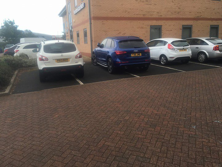 PX13 MVH is a Selfish Parker