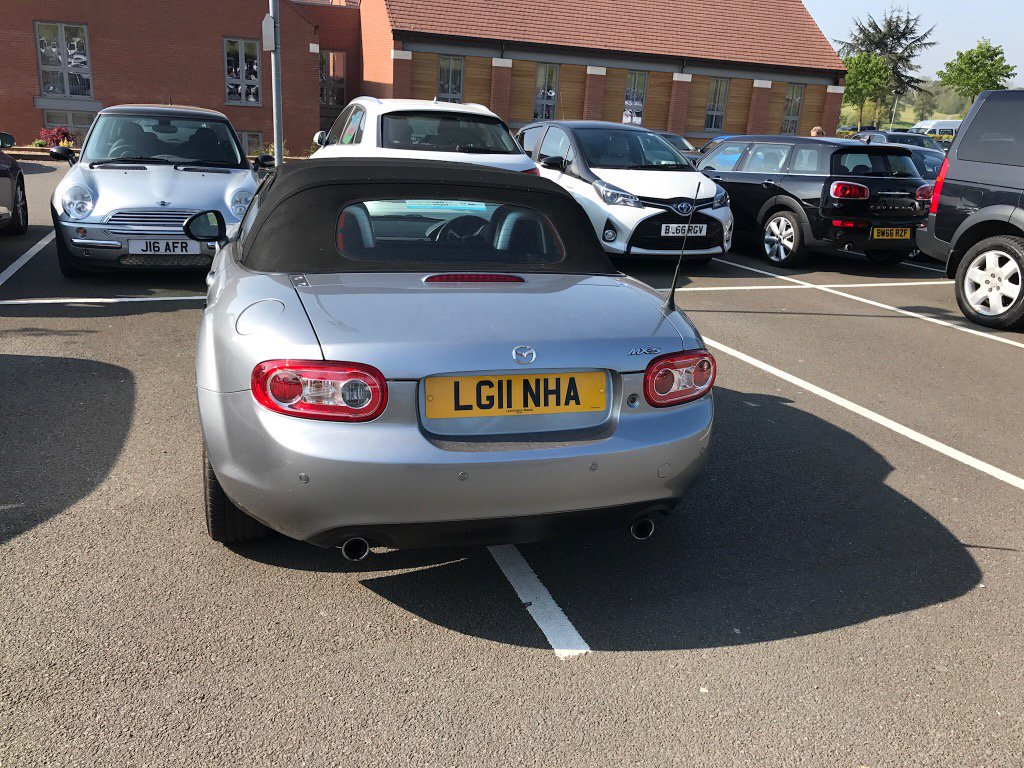 LG11 NHA is a Selfish Parker