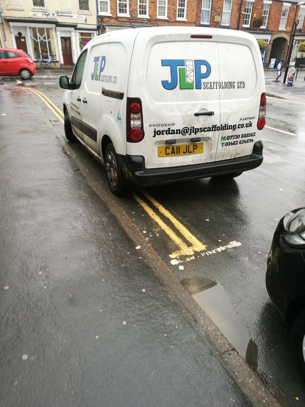 CA11 JLP is a crap parker