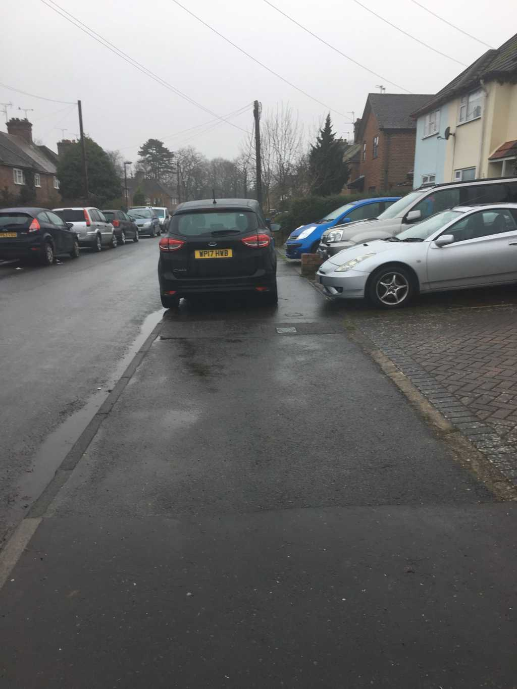 WP17 HWB is an Inconsiderate Parker