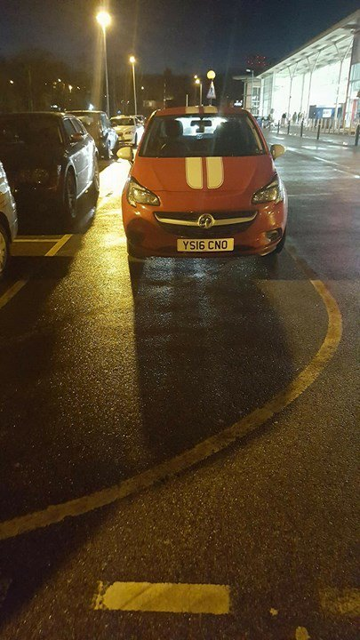 YS16 CNO is a Selfish Parker