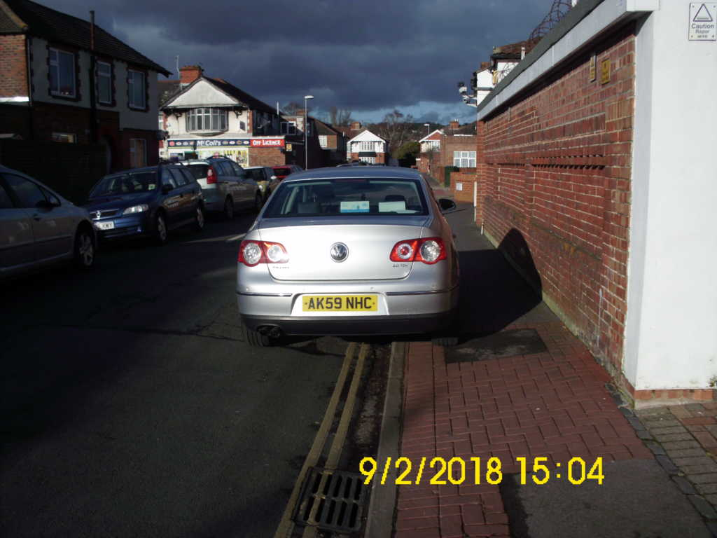AK59 NHC is a Selfish Parker