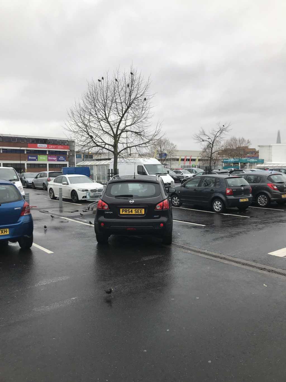 PR54 SEE displaying Selfish Parking