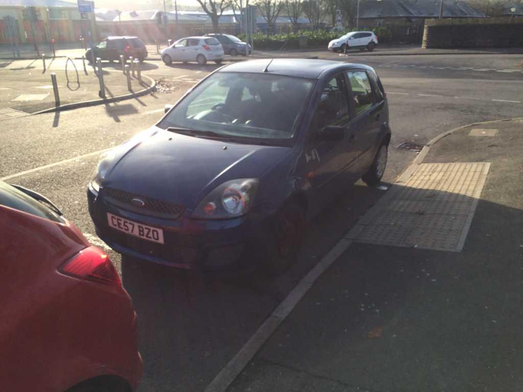 CE57 BZO is a crap parker