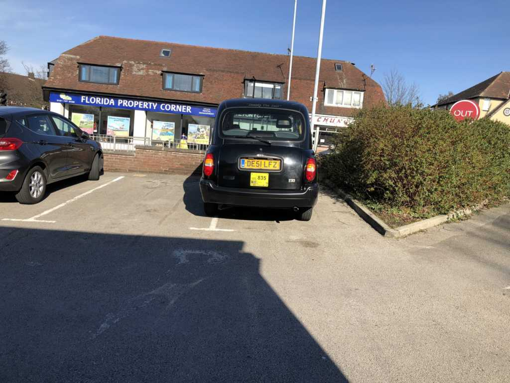 DE51 LFZ is a Selfish Parker