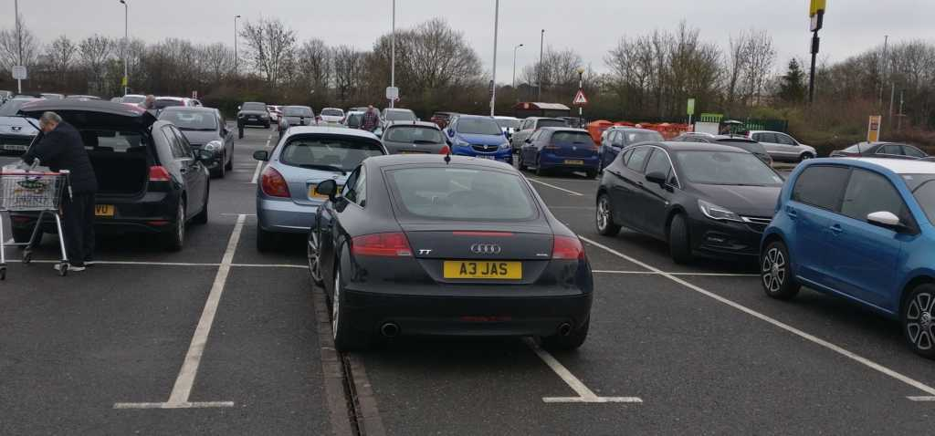 A3 JAS is a Selfish Parker